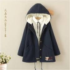 <b>Japanese sweet candy color</b> woolen coat   Fashion: Coats & Vests ...