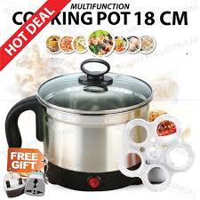 <b>Multifunction Portable</b> Electric Boiler Food Cooker <b>Egg Steamer</b> ...