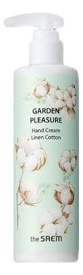 Крем для рук Garden Pleasure Hand Cream Linen Cotton 250г ...