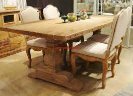 Trestle Dining Room Sets Exquisite Ideas Wood Dining Table Rustic Solid Wood Dining Table