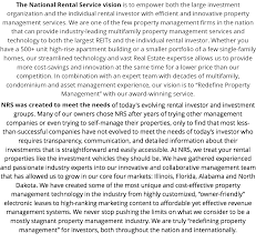 chicago rental investments national rental services chicago and the national rental service vision is to empower both the large investment organization and the individual