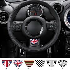 Detail Feedback Questions about <b>1PC</b> Union Jack Car Steering ...