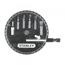 Купить STANLEY 1-68-735 <b>набор из 7</b> бит 1/4'' STANLEY. Цена на ...