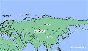 Image result for barnaul map