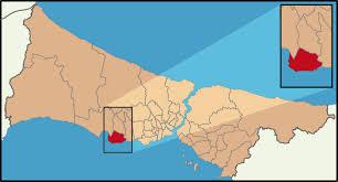 Image result for beylikdüzü haritası