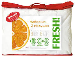 Подушка OLTEX <b>набор</b> Fresh мягкая + упругая (ФКИМ-57-2) <b>50 х</b> ...
