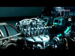 BMW TwinPower Turbo Engines CGI animation - YouTube