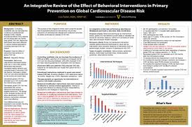 dnp projects dnp school of nursing vanderbilt university lisa scarborough tallet an integrative review of the effect of behavioral interventions in primary prevention on global cardiovascular disease risk