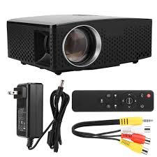 480P Multimedia <b>Home</b> Cinema Theater Player with Remote ...