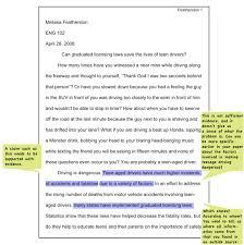 ssat essay examples examples mac makeup face template sample  apa format example essay paper