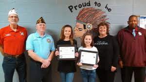 district students win patriotic essays in national vfw robertson county middle and high school students participate each year in the national veterans of foreign wars patriot s pen youth essay contest