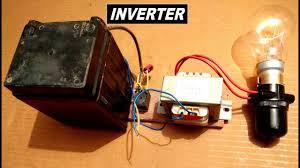Simplest Inverter Ever <b>12V</b> to 220V <b>AC</b> - <b>dc to ac</b> converter diy ...
