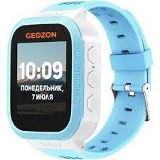 Купить <b>умные часы Geozon Classic</b> Blue в интернет магазине ...