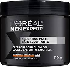 <b>L'Oreal Paris Men</b> Expert Sculpting Paste, Hair Pomade For Men ...