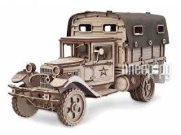 <b>Сборная модель Армия России</b> Грузовик Полуторка Тент AR ...