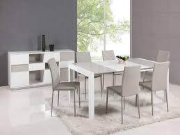 Extendable Dining Room Table Glass Dining Table Extendable Modern Kitchen Furniture Kitchen