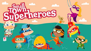 Play Small Town <b>Superheroes</b> | KS1 Literacy | English | Free Online ...