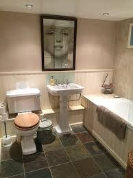 the waltons ample family bathroom there is a separate shower room ample shower room