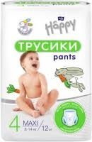 <b>Подгузники</b>-<b>трусики Bella Baby Happy</b> Pants Maxi 4 / 12 pcs