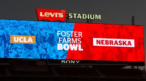 ucla football foster farms bowl photo essay page