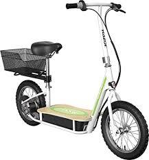 Razor EcoSmart Metro Electric Scooter For Adults ... - Amazon.com