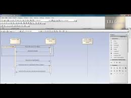 sequence diagram using enterprise architect   youtubesequence diagram using enterprise architect
