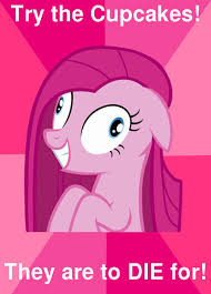 cupcakes (my little pony fanfiction) know your meme picture on ... via Relatably.com