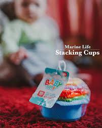 <b>6pcs Set</b> Stack Cup <b>Baby</b> Bath Toy Kid Bathroom Education <b>Water</b> ...