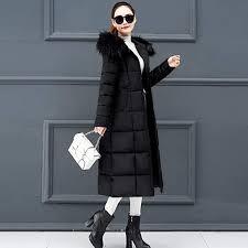 FNKDOR <b>Women's</b> Coat with Fur Hood Thicker <b>Winter Slim</b> Lammy ...