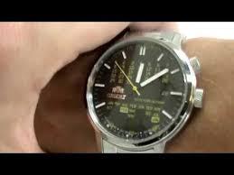 Обзор механические <b>часы Orient</b> FER2L002B - YouTube