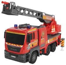 Пожарный автомобиль <b>Dickie Toys Air</b> Pump (3809007) 54 см ...