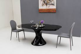 Extendable Dining Room Table Modern Dining Furniplanetcom Modern Dining Room Ideas 814 Modern