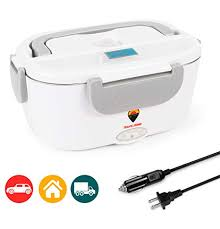 Electric Lunch Box 2 in 1 for Car/Truck and Work 110V ... - Amazon.com