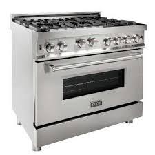 ZLINE Kitchen and Bath - Ranges - Appliances - The Home Depot