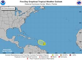 Atlantic 5-Day Graphical <b>Tropical</b> Weather Outlook