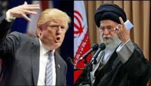 نتیجه تصویری برای حمله ترامپ به ایران