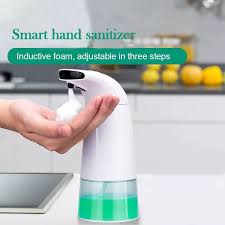 <b>AD</b> - <b>1806</b> Intelligent Liquid Soap Dispenser <b>Automatic</b> Contactless ...