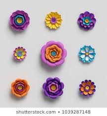 <b>3d</b> Rendered <b>Flower</b> Images, Stock Photos & Vectors   Shutterstock