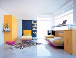 bedroom wall bed space