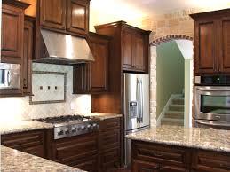 cherry kitchen cabinet simple elegant