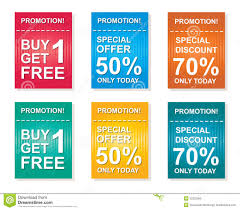 coupon offers promotions discount vector template coupon offers promotions discount vector template
