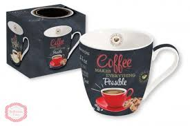 Купить <b>Кружка Coffee</b> makes everything possible Easy Life (R2S) в ...