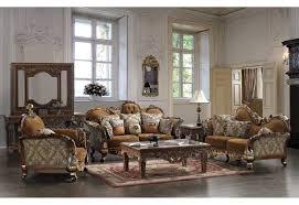Upholstery Living Room Furniture 260 Homey Design Upholstery Living Room Set Victorian European
