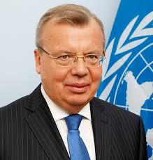 Yury Fedotov Chief of UNODC - Photo: eluniversal.com - yury_fedotov