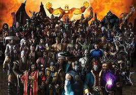 Список персонажей <b>Mortal</b> Kombat - List of <b>Mortal</b> Kombat characters