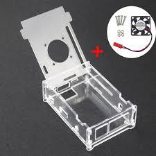 <b>Transparent Acrylic</b> Enclosure Box <b>Shell</b> For Orange Pi Zero