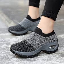 <b>women</b> casual <b>mesh</b> cushioned <b>shoes</b> at Banggood
