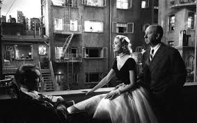 visual review rear window adapting words to visuals dylan lockyer grace kelly jimmy stewart alfred hitchcock filming rear