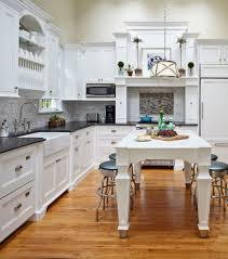 Cottage Style Kitchen Tables Vaughan Lighting For A Beach Style Kitchen With A Kitchen Table