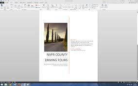how to add page numbers and a table of contents to word documents title page example